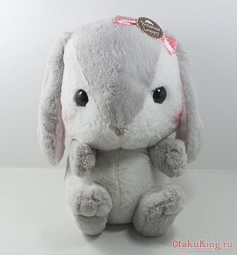 Pote Usa Loppy Sugar Rabbit Plush Collection - Pyontan Big