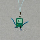 Adventure Time Figure Strap - BMO Rare Ver.