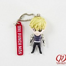 One Punch Man - Figure Keychain - Swing - Genos