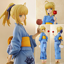 Fate/stay night - Saber: Yukata ver.