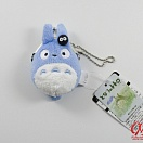 Tonari no Totoro - Totoro blue and Black Kurosuke - purse