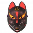 Japan Mask - Fox Black