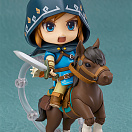 Nendoroid 733-DX - Zelda no Densetsu: Breath of the Wild - Link Breath of the Wild ver., DX Edition (re-release)