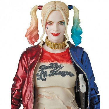 Suicide Squad - Harley Quinn - Mafex No.033