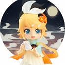 Nendoroid 768 - Vocaloid - Kagamine Rin Harvest Moon Ver. (Limited + Exclusive)
