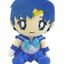 Bishoujo Senshi Sailor Moon - Sailor Mercury - Sailor Moon Mini Plush Cushion
