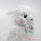 Alpacasso Kids Fuwamoko - Shiro-chan  (Big) Альпака