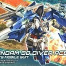 HG Build Divers #009 - GN-0000DVR/A Gundam 00 Diver Ace