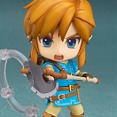 Nendoroid 733-DX - Zelda no Densetsu: Breath of the Wild - Link Breath of the Wild ver/