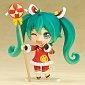 Nendoroid 654 - Vocaloid - Hatsune Miku Lion Dance Ver. (Limited + Exclusive)