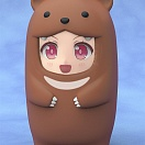 Nendoroid More: Face Parts Case - Brown Bear