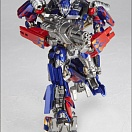 Legacy of Revoltech LR-049 - Transformers Darkside Moon - Convoy - Optimus Prime