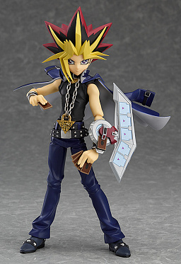 Figma 276 - Yu-Gi-Oh! Duel Monsters - Yami Yuugi re-release