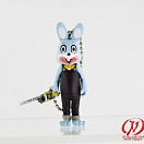 Silent Hill 3 - Keyholder - Robbie The Rabbit Blue Chainsaw