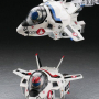 The Super Dimension Fortress Macross - VF-1A/J Valkyrie Egg Plane