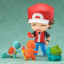 Nendoroid 425 - Pocket Monsters Pokemon - Red - Charmander - Bulbasaur - Squirtle