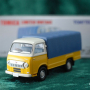 LV-111a - nissan caball 1900 early model (yellow) (Tomica Limited Vintage Diecast 1/64)