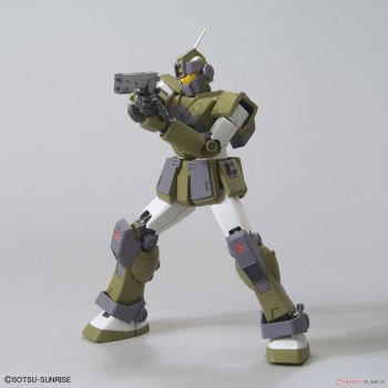 MG RGM-79SC GM Sniper Custom
