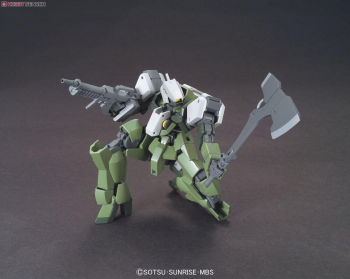 (HG Iron-Blooded Orphans) (#004) Graze Kai