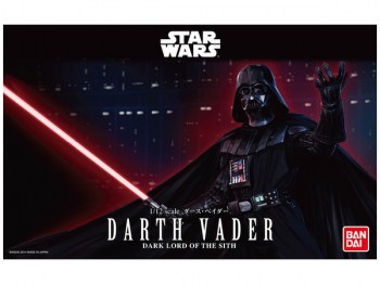 Star Wars Plastic Model - Star Wars - Darth Vader - Characters & Creatures