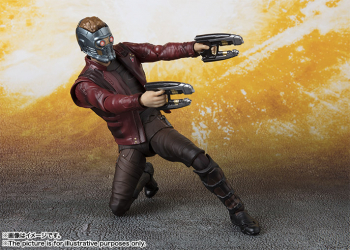 S.H.Figuarts - Avengers: Infinity War - Star-Lord