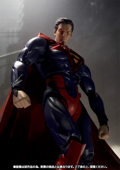 S.H.Figuart - Injustice: Gods Among Us - Superman (Limited + Exclusive)