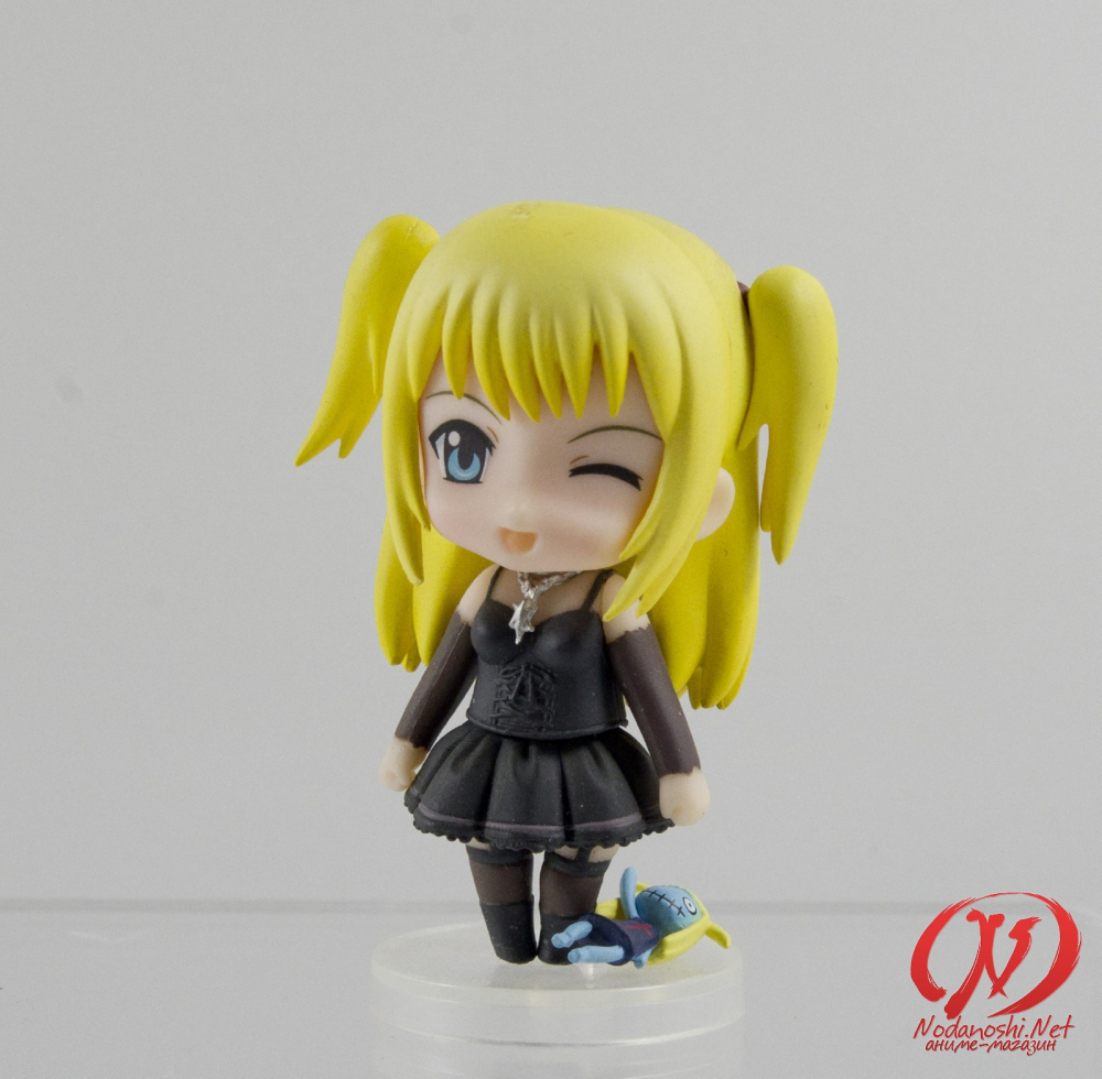Death Note - Nendoroid Petit Death Note Case File #01 - Amane Misa ver.1
