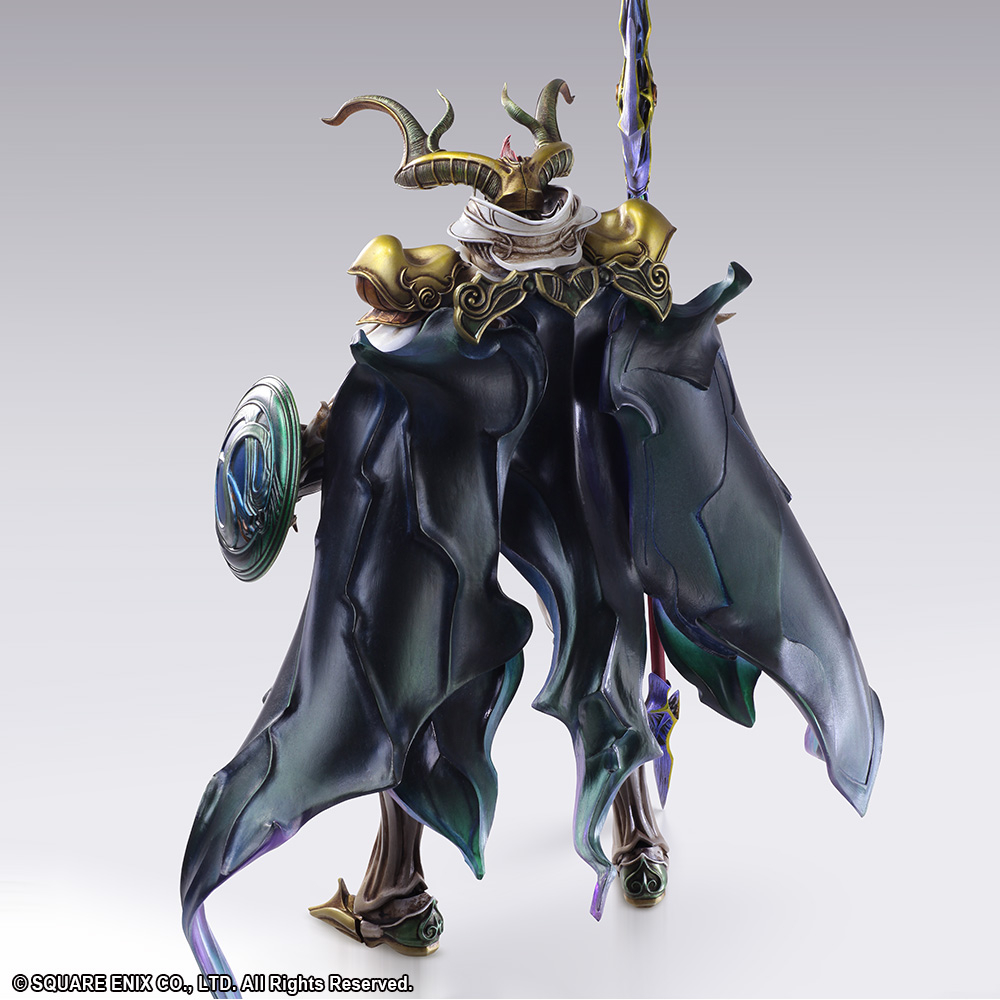 Final Fantasy - Odin - Bring Arts