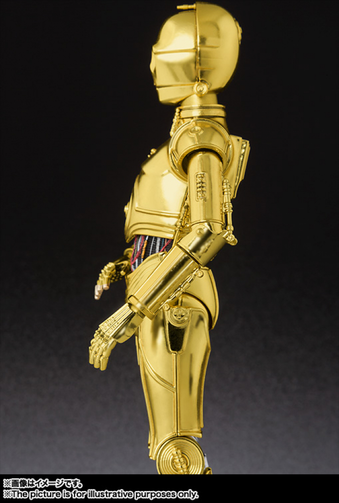 S.H.Figuarts - Star Wars: Episode IV – A New Hope - C-3PO