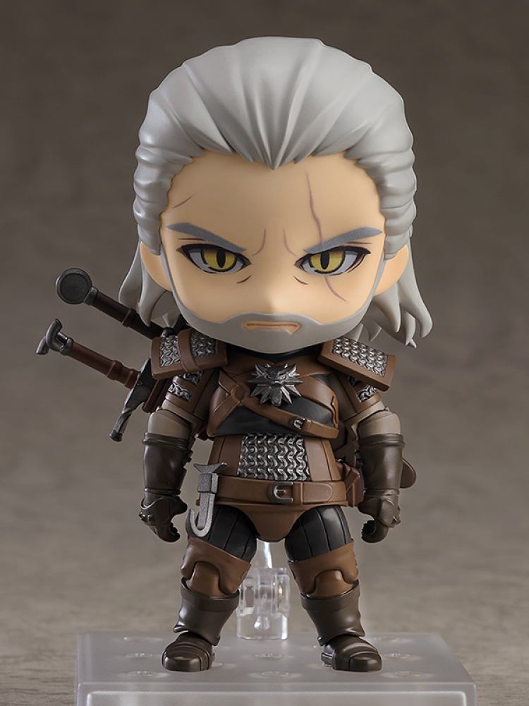 Nendoroid 907 - The Witcher 3: Wild Hunt - Geralt