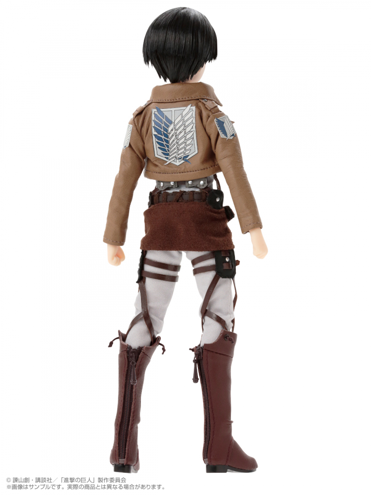 Asterisk Collection Series 013 - Shingeki no Kyojin - Attack on Titan - Levi