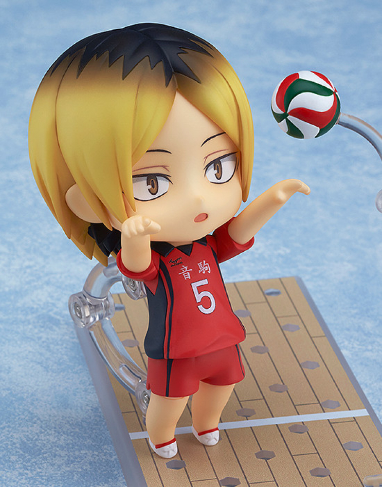 Nendoroid 605 - Haikyuu!! Second Season - Kozume Kenma (re-release)