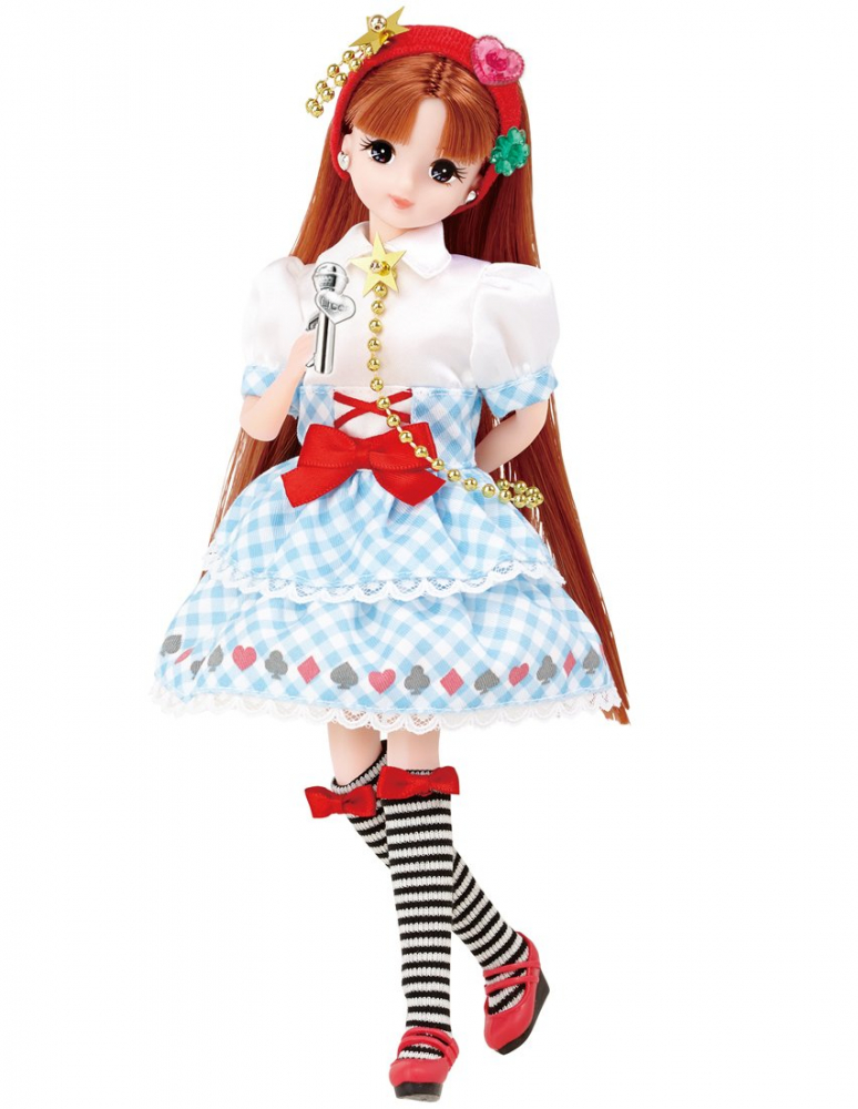 Licca-chan in Wonderland Dress (платье)