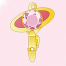 Bishoujo Senshi Sailor Moon Crystal - Necklace - Premium Sebon Star Moon Prism - Henshin Pen Sailor Moon