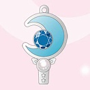 Bishoujo Senshi Sailor Moon Crystal - Necklace - Premium Sebon Star Moon Prism - Moon Stick Sailor Mercury