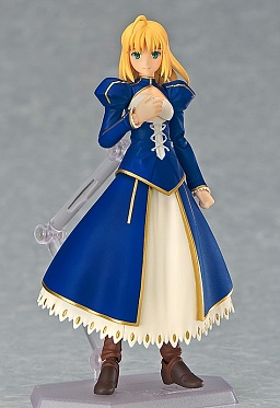 Figma EX-025 - Fate/Stay Night Unlimited Blade Works - Saber Dress ver.
