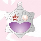 Bishoujo Senshi Sailor Moon Crystal - Necklace - Premium Sebon Star Moon Prism - Moon Phase no Kaichuudokei Sailor Mars