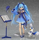 Figma EX-037 - Vocaloid - Hatsune Miku Twinkle Snow ver. Snow 2017 (Limited + Exclusive)