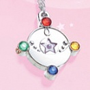 Bishoujo Senshi Sailor Moon Crystal - Necklace - Premium Sebon Star Moon Prism - Henshin Brooch Sailor Mars