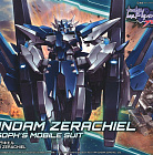 HG Build Divers #027 - GN-011Z Gundam Zerachiel Ain Soph`s mobile suit