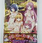 To LOVEru Darkness - Art Book - Harem Gold