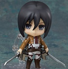 Nendoroid 365 - Attack on Titan Shingeki no Kyojin - Mikasa Ackerman re-release