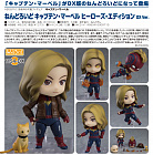 Nendoroid 1154-DX - Captain Marvel - Goose - Hero's Edition, DX Ver.