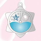 Bishoujo Senshi Sailor Moon Crystal - Necklace - Premium Sebon Star Moon Prism - Moon Phase no Kaichuudokei Sailor Mercury