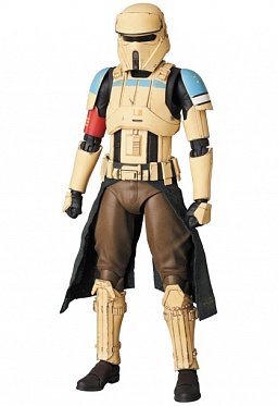 Rogue One: A Star Wars Story - Scarif Stormtrooper - Mafex No.046