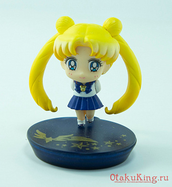 Petit Chara! Bishoujo Senshi Sailor Moon Three Lights Hen - Tsukino Usagi (б.у)